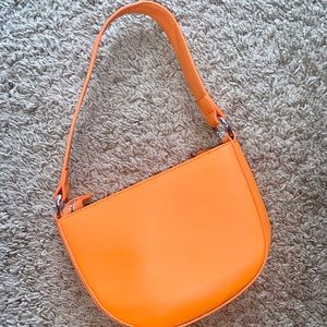 Adorable Orange Mini Stud ASOS Hand Bag